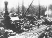 Une scierie vers 1930