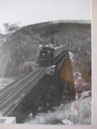 Passage du train